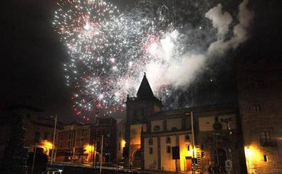 Cortes de tráfico en Gijón con motivo de la Noche de los Fuegos y el Restallón