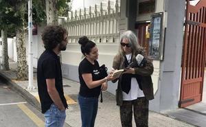 Patti Smith: «Ribadesella es un lugar maravilloso»