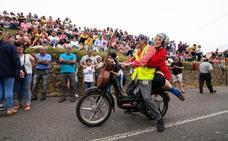Las mejores imágenes de las carrozas de Valdesoto