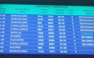 Dos días para volver en avión de Berlín a Asturias