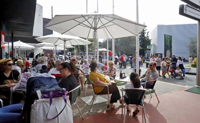 La Feria suma 368.427 visitantes en nueve días, una cifra «superior» al año récord