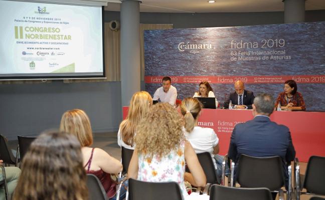 Un congreso para atajar la Asturias envejecida