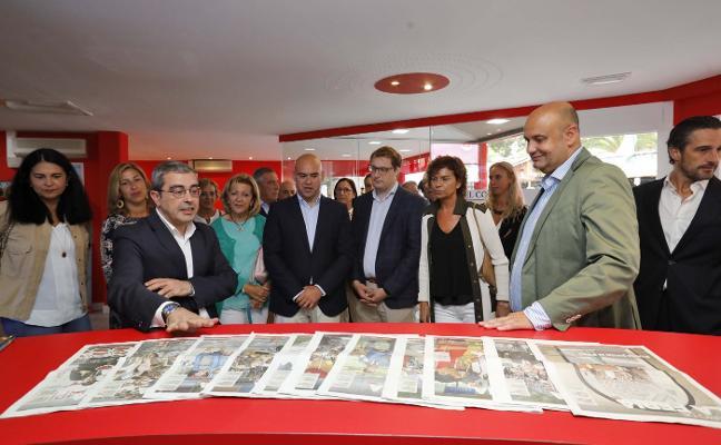 Foro pide honrar a Guillermo Quirós y Claudio Junquera en el recinto