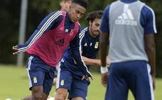Real Oviedo | Bárcenas: «Vuelvo al club que me quería con la idea de mejorar el año pasado»