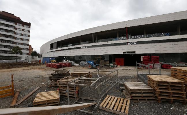 La promotora de El Vasco demanda al Consistorio para doblar su uso comercial