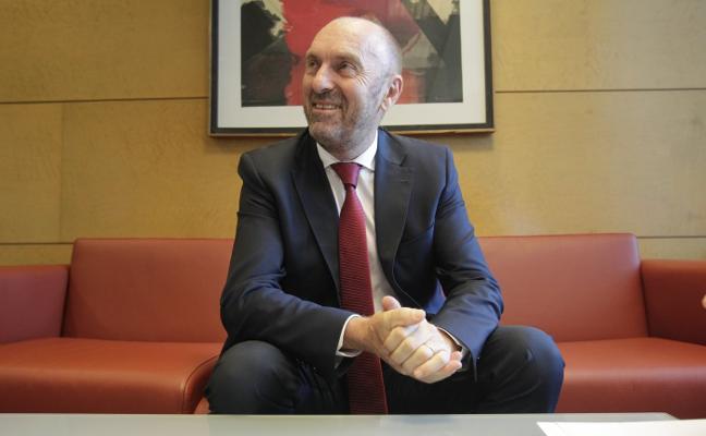 Juan Cofiño: «Es urgente poner trenes lanzadera entre las mayores ciudades»