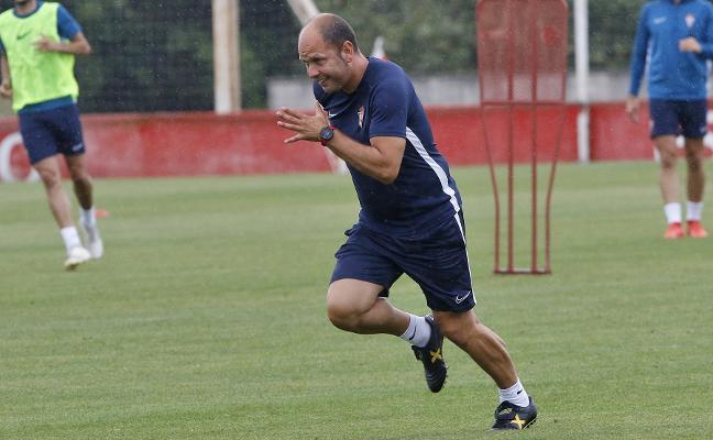 José Alberto: «Hay que ir con tranquilidad porque la Segunda es durísima»