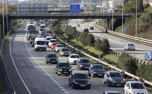 La DGT detecta excesos de velocidad en el 3,8% de vehículos asturianos