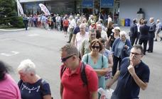 Gran afluencia de público en el día del SabadellHerrero