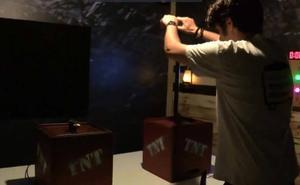 Escape Room, el desafío de la Feria de Muestras