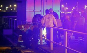 Consternación por la muerte de un hombre que apareció flotando en la zona de Poniente