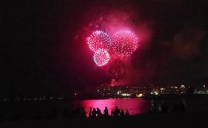 ¿Qué tiempo hará en la noche de los Fuegos en Gijón?