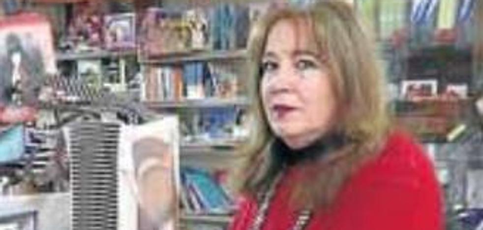 Fallece Inmaculada García, propietaria de la librería La Regenta de Las Vegas