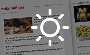 Recibe gratis las noticias del día y los planes en Asturias con las newsletters de EL COMERCIO