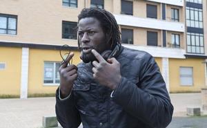 Papagore, detenido de nuevo por agredir a siete policías en Gijón