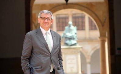 El rector duda que la residencia de estudiantes de Gijón salga adelante