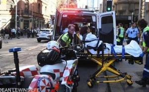 Un detenido en Sídney tras intentar apuñalar a varias personas