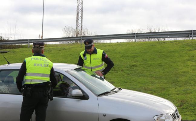 76 conductores han sido denunciados por no tener carné en el último año y medio