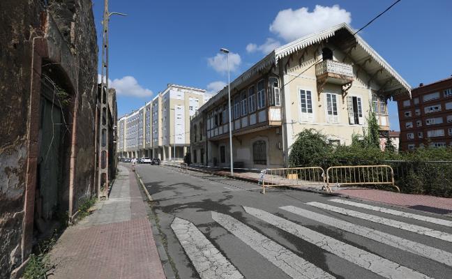 La Iglesia planea rehabilitar la casa de los García Pola tras el incendio
