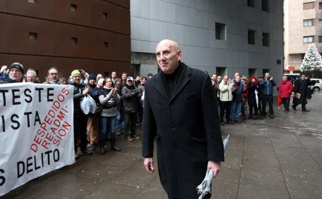 La Fiscalía pide multas para once imputados por una protesta en el Reconquista