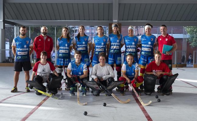El Telecable Hockey busca recuperar el trono europeo