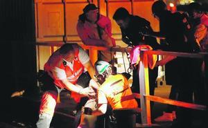 La Policía señala que la muerte del hombre ahogado en Poniente «fue accidental»