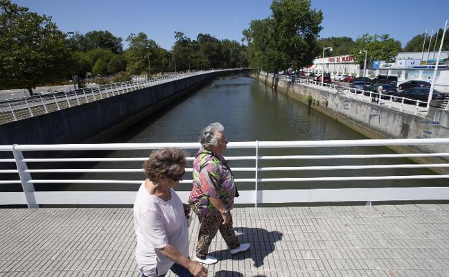 El Ayuntamiento detecta un vertido en el Piles «procedente de la Feria»