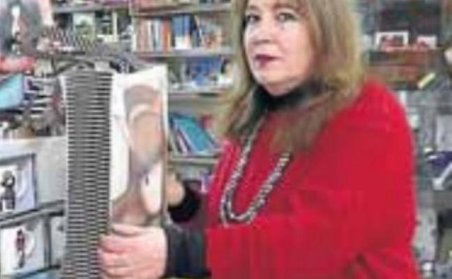 Fallece Inmaculada García, dueña de la librería La Regenta