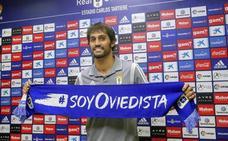 Real Oviedo | Los refuerzos apuntalan el bloque