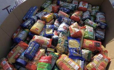 Caen los directores de una ONG por vender lotes del Banco de Alimentos a personas necesitadas