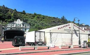 Los hosteleros de Valdés, molestos con una pulpería ambulante en la villa
