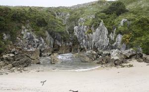Una playa asturiana, entre las más buscadas en Internet