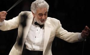 Ainhoa Arteta sobre las acusaciones de acoso a Plácido Domingo: «¿Qué hay de malo en que a un hombre le gusten las mujeres?»