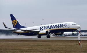 La tripulación de Ryanair convoca 10 días de huelga en septiembre