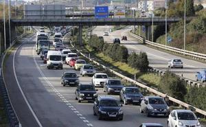 Operación salida | 140.000 desplazamientos por las carreteras asturianas en la operación especial '15 de agosto'