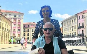 «Empezamos una etapa», aseguran el empresario José Luis Vigil y su esposa