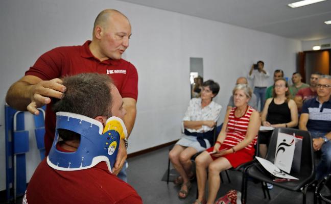 Intervención de emergencias en el ámbito deportivo