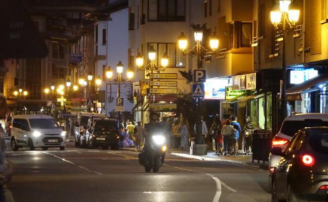 Más de un millón de euros para renovar la iluminación de Cangas de Onís