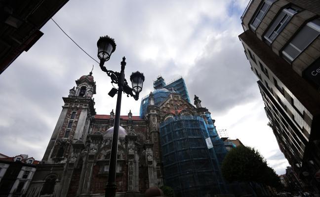 El Ayuntamiento autoriza la retirada de los elementos en riesgo de caída de San Juan
