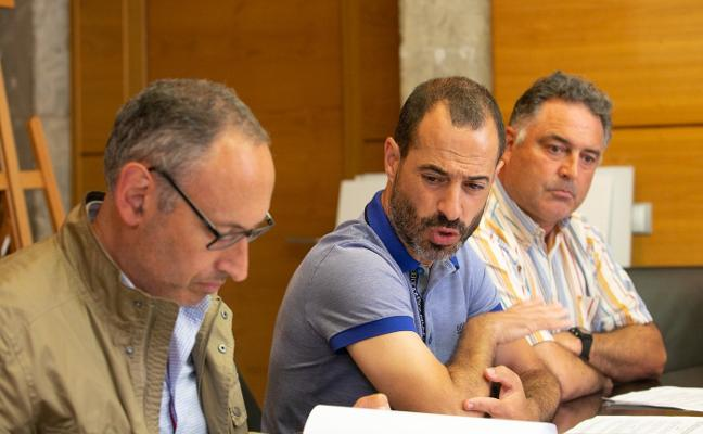 Gijón abastecerá de agua a 51 viviendas de Muñó