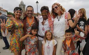 Luanco regresa al Antiguo Egipto en su carnaval