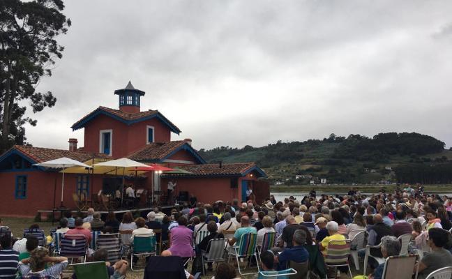 Música española a orillas de la ría