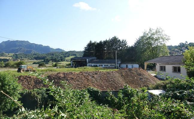 El Ayuntamiento de Ribadesella deja en el aire los huertos de La Mediana