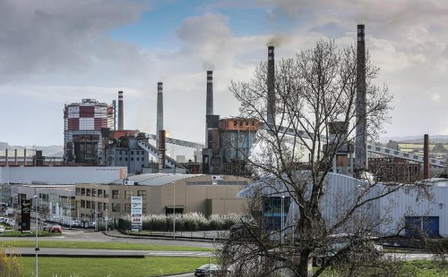 Arcelor prepara un plan de ajuste de las empresas auxiliares por los recortes