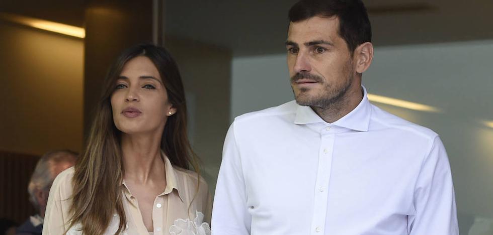 El susto de Iker Casillas y Sara Carbonero durante sus vacaciones