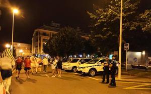 El examen médico descarta una agresión sexual en el Carnaval de Luanco