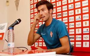 Marc Valiente: «Somos el Sporting y tenemos que ir a cada partido con la idea de ganar»