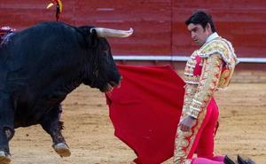 Perera sustituirá a Roca Rey el domingo en El Bibio