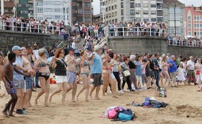 Al ritmo de la Danza Prima, Gijón despide su Semana Grande