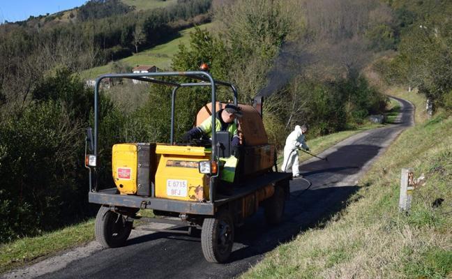Siero aumenta un 23,6% la partida para mantener carreteras y caminos